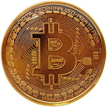 ビットコイン マーカー ゴルフボールマーカー ビットコインデザイン マグネット付き Bitcoin