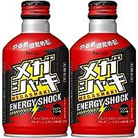 ハウスウェルネス メガシャキ ENERGY SHOCK(エネルギーショック) 275mlボトル缶×24本入×(2ケース)