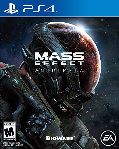 Arts(World) Mass Effect Andromeda (輸入版:北米) - PS4