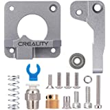 Comgrow Creality All Metal MK-8 Extruder Feeder Drive Aluminum 1.75mm for Ender 3 Ender3 Pro Ender 5 CR-10S Gray