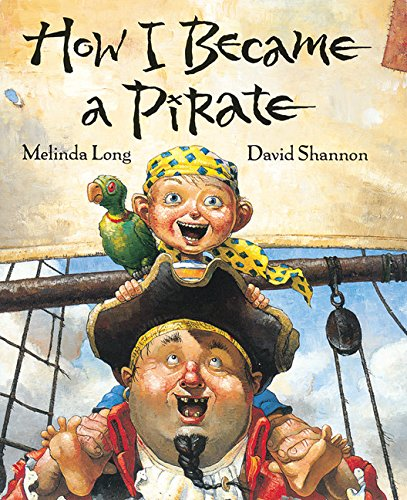 How I Became a Pirate (Irma S and James H Black Award for Excellence in Children's Literature (Awards))の詳細を見る