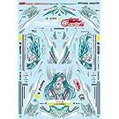 レーシングミク GSRキャラクターカスタマイズシリーズ デカール045/GSR 初音ミク BMW (1/24scale対応デカール)