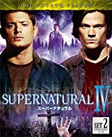 SUPERNATURAL 4thシーズン 後半セット(13~22話・3枚組) [DVD]