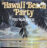 Hawaii Beach Party - Waikiki-Singers, The LP 画像