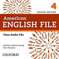 American English File 4: American English File 4 Class