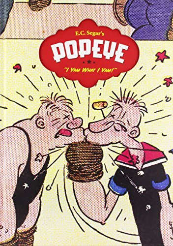 Popeye: I Yam What I Yam