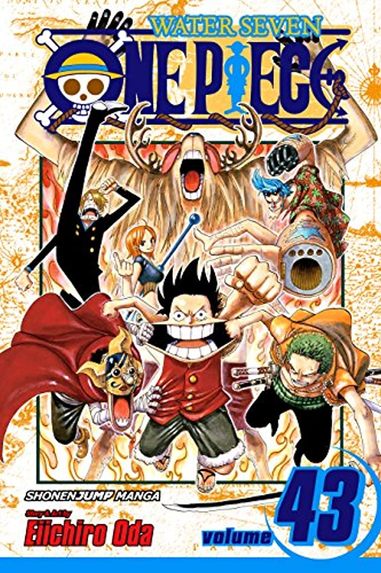 One Piece, Vol. 43: Legend of a Hero (One Piece Graphic Novel) (English Edition)