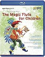 Magic Flute for Children [Blu-ray]