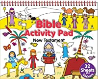 Bible Activity Pad: New Testament