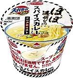 エースコック スーパーカップ1.5倍 クリアテイストほぼ透明な!?スパイスカレー味ラーメン 100g×12個入り (1ケース)