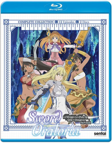 Sword Oratoria Is It Wrong To ...