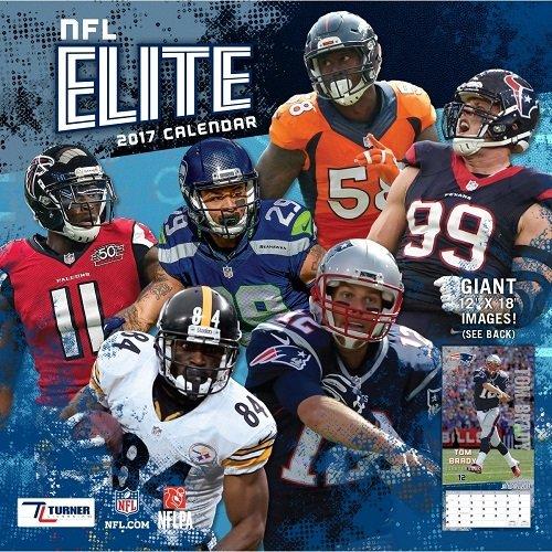 NFL Elite 2017 Calendar