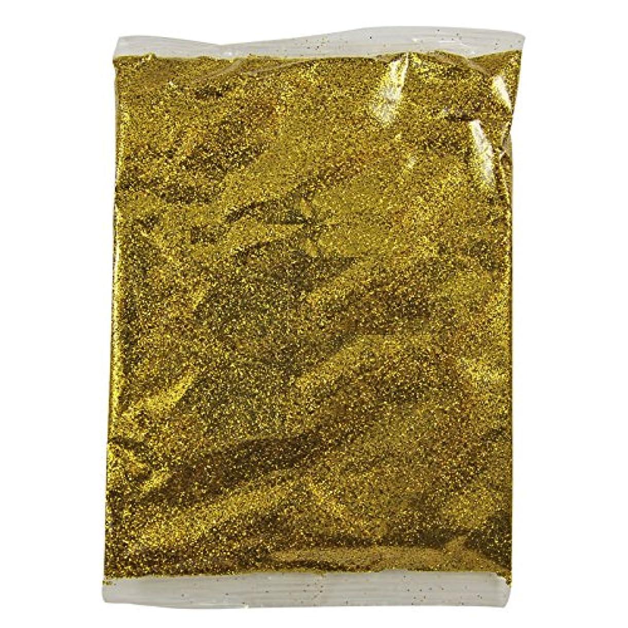 予防接種交通交じるFidgetGear 100グラムホログラフィック虹色グリッターファインダストネイルアートパウダーワイングラス工芸 ゴールド