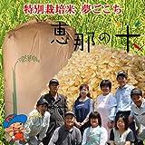 恵那の米 岐阜県恵那産特別栽培米 恵那の夢ごこち 30kg (玄米) 【28年度新米】 【一等米】 【ユメゴコチ】