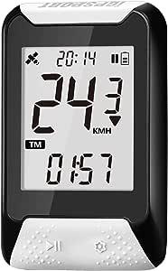 iGPSPORT iGS130 GPS サイクリング コンピュータ 日本語マニュアル 高感度GPS捕捉 簡単設置