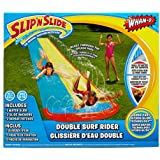 Water Wham-o Slip n Slide Backyard Summer Fun Waterfight for Kids and Adults - Double