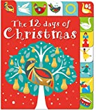 The 12 Days of Christmas (Lift-The-Flap Tab Books)