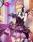 アイドルマスター シンデレラガールズ lipps tulip デレステ 宮本フレデリカ 風 コスプレ衣装 コスチューム cosplay ハロウィン IM002 (M)