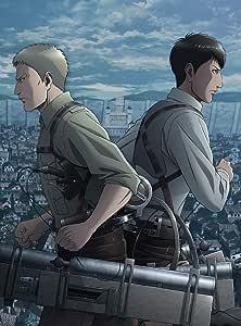 TVアニメ「進撃の巨人」 Season3 第5巻 (初回限定版) [Blu-ray]