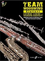 Team Woodwind Clarinet (Includes CD). Partitions, CD pour Clarinette