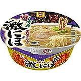 マルちゃん 日本うまいもん 青森津軽煮干しラーメン 激にぼ 110g×12個