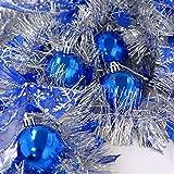 クリスマスツリー ブルーオーナメントパック Sサイズ