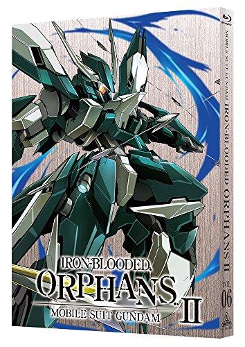 機動戦士ガンダム 鉄血のオルフェンズ 弐 VOL.06[Blu-ray/ブルーレイ]