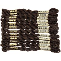 [12カセ入り]DMC コットンパール刺繍糸 5番手 3021 DMC115-5B #3021