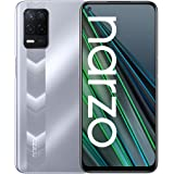 realme Narzo 30 Unlocked 4GB 128GB, Dimensity 700 Processor, 6.5'' 90Hz FHD+,18W Quick Charge, 48MP Triple Cameras (EU Charge