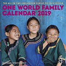 Amnesty One World Family Calendar