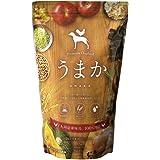 国産 ドッグフード うまか チキン 華味鳥 ヒューマングレード 1.5kg 小麦グルテンフリー 総合栄養食 全犬種 全年齢 UMAKA