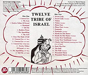 Twelve Tribe Of Israel