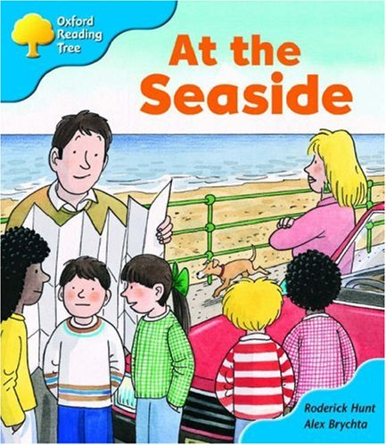 Oxford Reading Tree: Stage 3: More Storybooks A: at the Seasideの詳細を見る