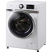 アイリスオーヤマ ドラム式洗濯機 7.5kg 温水洗浄機能付き 左開き 幅595mm 奥行672mm 2019年モデル…