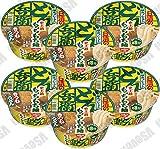 日清食品 日清のどん兵衛 限定プレミアムきつねうどん 史上最もっちもち麺 82gカップ 6食