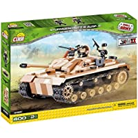 Cobi Small Army ミリタリーブロック WWII #2465 ドイツ軍 III号 突撃砲G型 StuG III Ausf.G【COBI 日本正規総代理店】