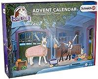 Schleich North America Horses Advent Calendar 2016 Playset [Floral] [並行輸入品]