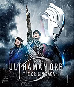 【Amazon.co.jp限定】ウルトラマンオーブ THE ORIGIN SAGA Vol.1 [Blu-ray]