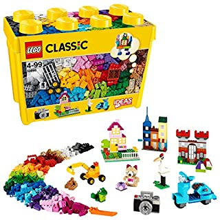 レゴ (LEGO) クラシック 黄色のアイデアボックス スペシャル 10698 (B00PY3EYQO) | Amazon price tracker / tracking, Amazon price history charts, Amazon price watches, Amazon price drop alerts