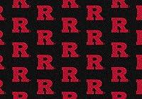 Rutgers Scarlet Knights NCAA College繰り返しチームエリアラグ