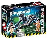 プレイモービル ゴーストバスターズ ヴェンクマン博士とテラードッグ おもちゃ 玩具 PMP9223
