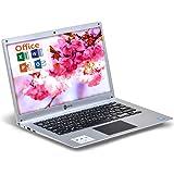 NAT-KU PC ノートパソコン【Windows11アップグレード対象品】超軽量 薄型/Windows10Pro 64bit/MS Office2019/メモリ4GB DDR SDRAM/SSD64GB/日本語キーボード/14.1インチ/Wi-Fi