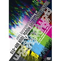 ORANGE RANGE world world world TOUR VS ナゴヤELL