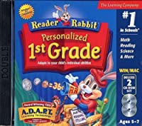 Reader Rabbit Learning System 1st Grade [並行輸入品]
