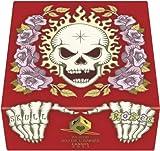 髑髏と薔薇:赤(Skull & Roses RED:どくろとばら 赤)