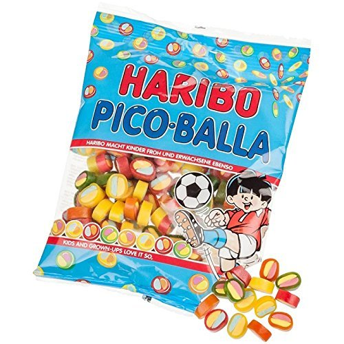 HARIBO (ハリボー) PICO-BALLA 175g
