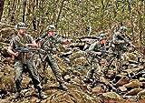 マスターボックス 1/35 米・ベトナム戦兵士4体ジャングルパトロール