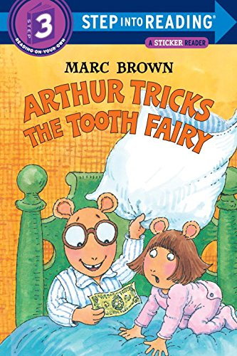Arthur Tricks the Tooth Fairy (Step into Reading)の詳細を見る