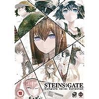STEINS;GATE コンプリート DVD-BOX (全25話, 625分) シュタインズゲート シュタゲ アニメ
