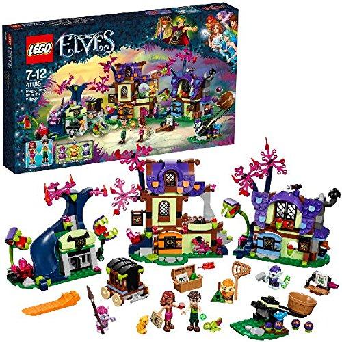 レゴ(LEGO) エルフ ゴブリン村からの脱出 41185の詳細を見る